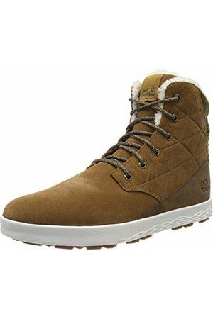 Jack Wolfskin Men's Auckland Wt Texapore High M Wasserdicht Rise Hiking Shoes, (Desert / 5215)