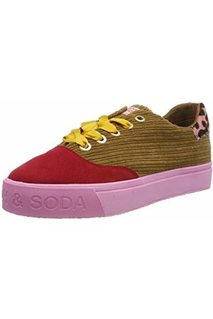 SCOTCH & SODA FOOTWEAR Women's Sylvie Trainers