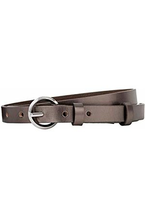 liebeskind Women Belts - Women's Essential Belt07 Metallic Belt, (Warm 7942)