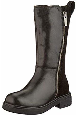 Gioseppo Girls Boots - Girls' Meinheim Slouch Boots, Negro