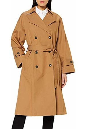 Benetton Women Trench Coats - Women's Basico 1 Woman Trench Coat