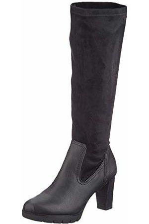 Tom Tailor Women Boots - Women's 7991709 High Boots, ( 00001)