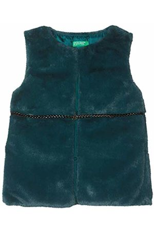 Benetton Girls Bodywarmers & Gilets - Girl's Indigo G3 Coat
