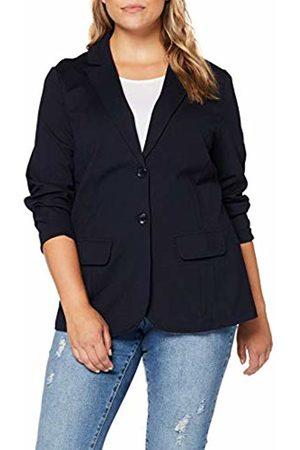Samoon Womens Blazer Langarm Suit Jacket