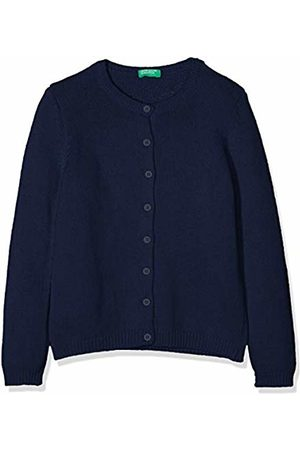Benetton Girl's Basic G3 Cardigan