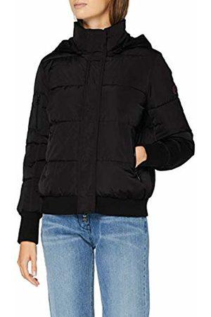 Armani Women's 3 Zip Pocket Coat Bomber Jacket, ( 1200)