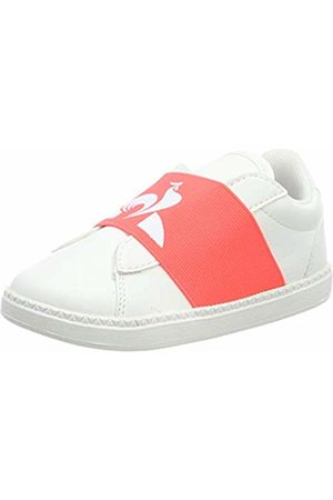 Le Coq Sportif Unisex Kids' COURTSTAR INF Strap Trainers