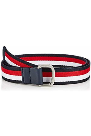 Tommy Hilfiger Men's Urban D-Ring Webbing Belt 3.5