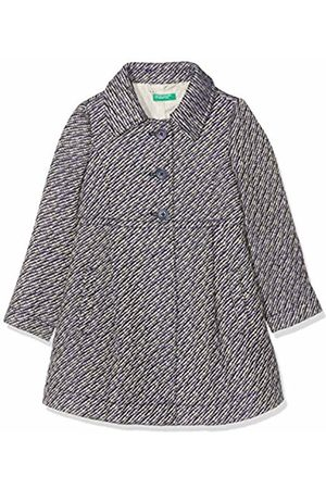 Benetton Girl's Indigo G3 Coat