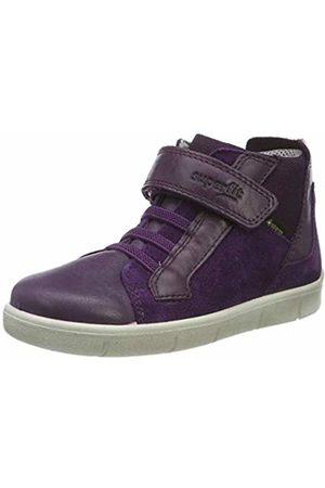 Superfit Baby Girls' Ulli Low-Top Sneakers, ((Lila 90)