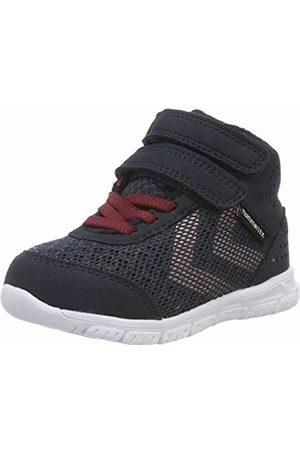 Hummel Girls Trainers - Girls' Crosslite Mid Tex Jr Low-Top Sneakers