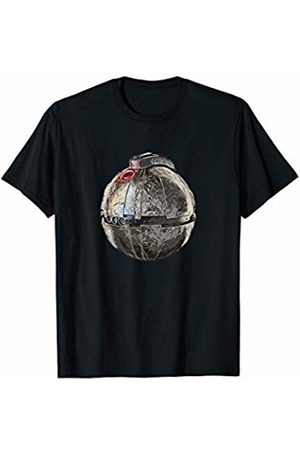 Wars In The Star Gear T-shirts - Holding a Thermal Detonator Pullover T-Shirt
