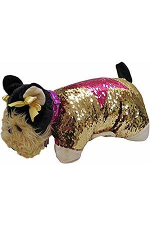 Doggie Star C-03-DS Plush Yorkshire Cushion - Yorky Shoulder Bag