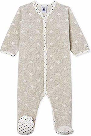 Petit Bateau Baby Boys Benz Sleepsuit