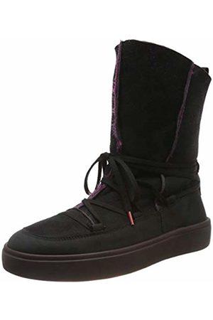 Think! Women Boots - Women's Gring_585205 Slouch Boots, ((Lila/Kombi 31)