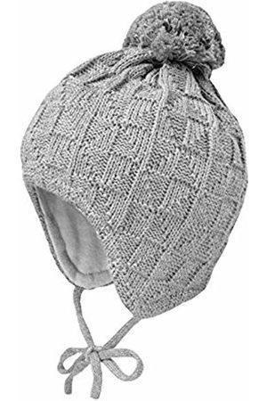 maximo Baby Billy mit Struktur Pompon und Bindeband Hat