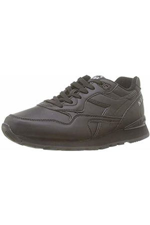 Diadora Trainers - Unisex Adults' N.92 L Gymnastics Shoes, Nero C0200