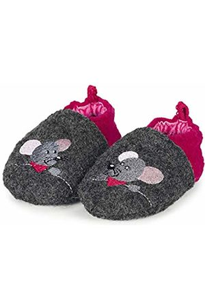 Sterntaler Baby Trainers - Girls' Baby Booties Low-Top Slippers