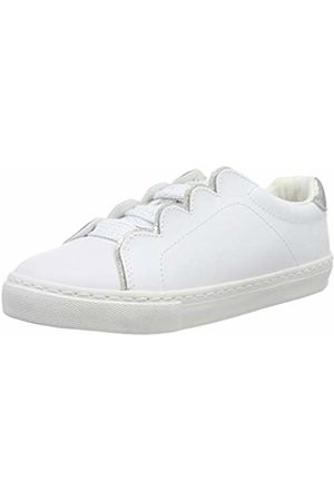 Gioseppo Girls' Erkner Low-Top Sneakers, Blanco