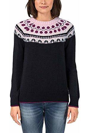 Timezone Womens Battz Sleeve Pullover Jumper