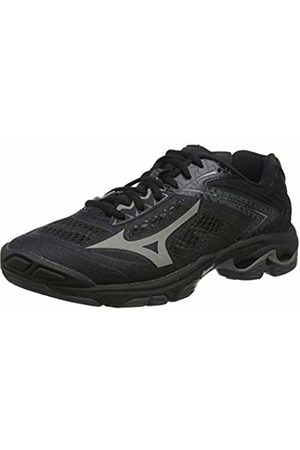 Mizuno Shoes - Unisex Adult's Wave Lightning Z5 Volleyball Shoes, ( /Met Dark Shadow 97)