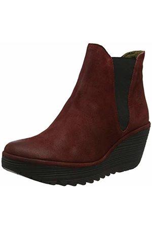 Fly London Women's YOSS Chelsea Boots, (Dk 065)