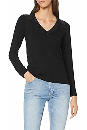 Naf-naf Women's Miou 1 Long Sleeve Top