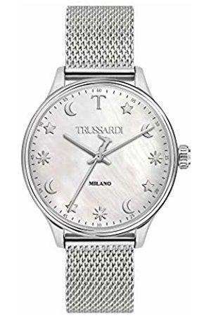 Trussardi Womens Analogue Quartz Watch with Stainless Steel Strap R2453130503