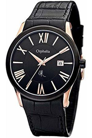 ORPHELIA Men's Watch Analogue XL Leather OR32671044 Quartz