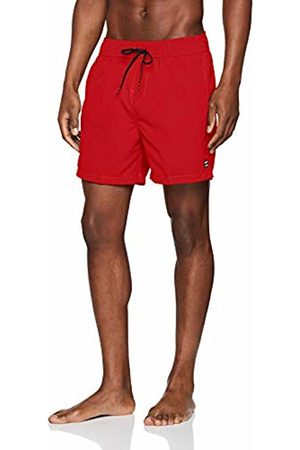 "Billabong All Day Layback 16"" Boardshorts - Soft Surf Suede Fabric and Elasticated Waist"