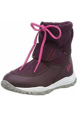 Jack Wolfskin Unisex Kids' Kiwi Wt Texapore Mid K Wasserdicht Snow Boots, (( / 2819)