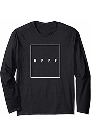 Neff Simple Quad Logo Long Sleeve T-Shirt