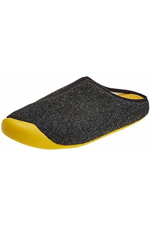 Nordikas Men's Nix Open Back Slippers, (Negro 014)