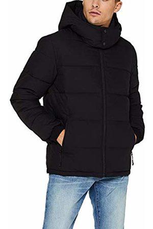 Esprit Men's 099EE2G011 Jacket, ( 001)