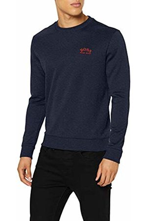 HUGO BOSS Men's Salbo 1e Sweatshirt, Open