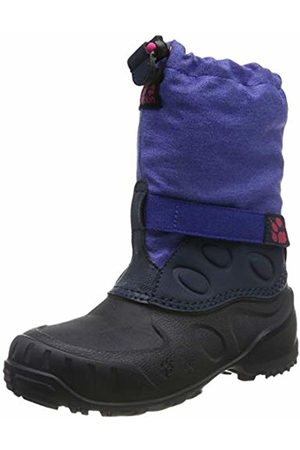 Jack Wolfskin Unisex Kids' Iceland High K Snow Boots, ((Blueberry/ )