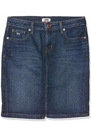 Tommy Hilfiger Women's Regular Denim Skirt Acdk Dress, 1bj