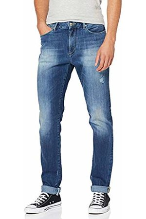 Armani Men's J22 Tappared Tapered Fit Jeans