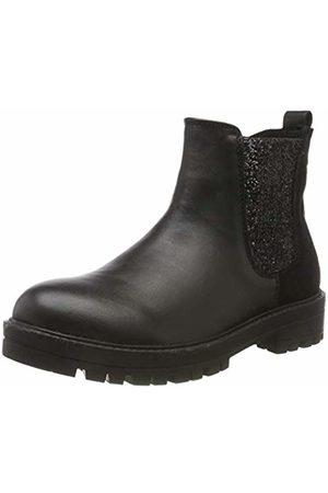 Gioseppo Girls' Hosena Slouch Boots, Negro