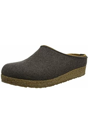 Haflinger Unisex Adults' Grizzly Kris Open Back Slippers