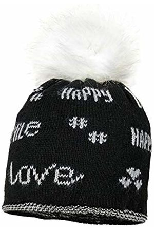 maximo Girls' mit Lurex Happy Love Smile Hat