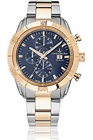LUCIEN ROCHAT Mens Chronograph Quartz Watch with Stainless Steel Strap R0473603005