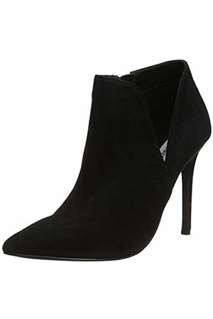 Steve Madden Women's Ariza Bootie Ankle Boots, ( Suede 015)