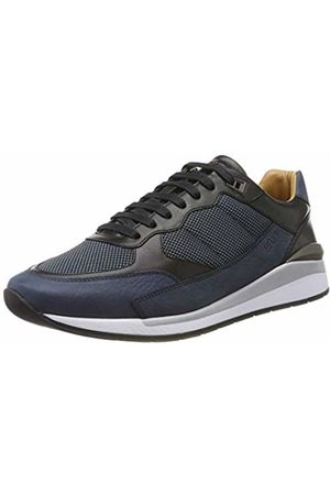 HUGO BOSS Men's Element_Runn_numx Low-Top Sneakers