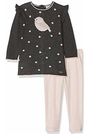 ABSORBA Baby Girls' 7p36481-ra Ens Robe Tricot Dress