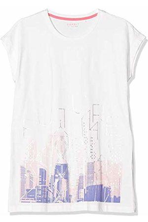 Esprit Kids Girl's Short Sleeve Tee-Shirt T ( 110)