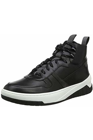 HUGO BOSS Men's Madison_hito_nasd Hi-Top Trainers, ( 001)