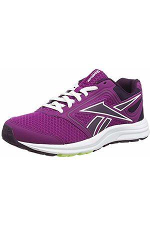 Reebok Women's Zone CrushRun Running Shoes, - (Fiercefuchsia/Royalorchid/Wht/Solaryellow)