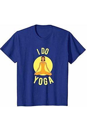 Kids Yoga Shirt Co Youth Children's Yoga Shirt | I Do Yoga T-Shirt