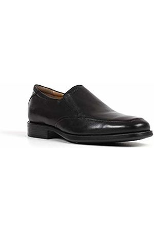 Geox U Federico Z - Smooth Leather Men Shoes